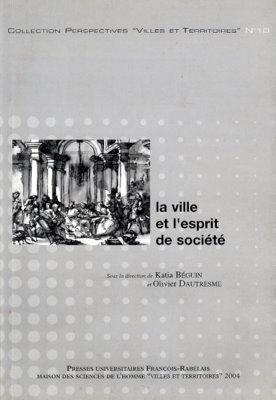 La ville et l'esprit de société