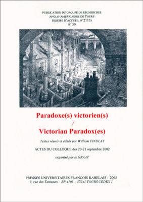 Paradoxe(s) victorien(s) / Victorian Paradoxe(s)