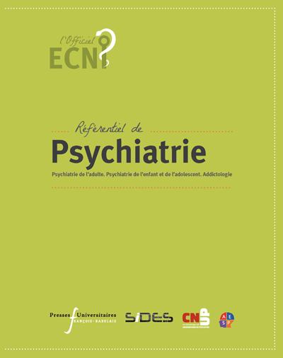Référentiel de psychiatrie