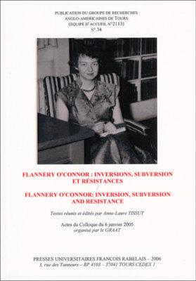 Flannery O'Connor : inversions, subversion et résistances