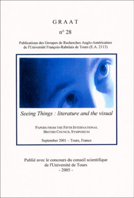 Seeing Things: literature and the visual