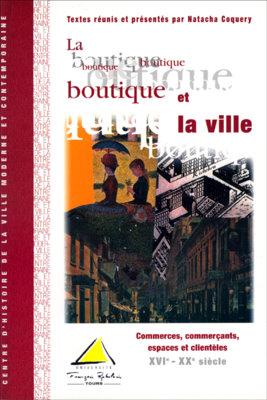 La boutique et la ville
