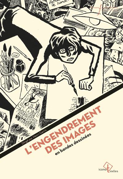 L'engendrement des images en bande dessinée