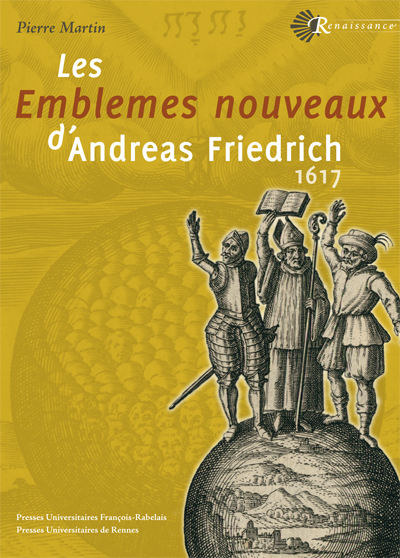 Les Emblemes nouveaux d'Andreas Friedrich