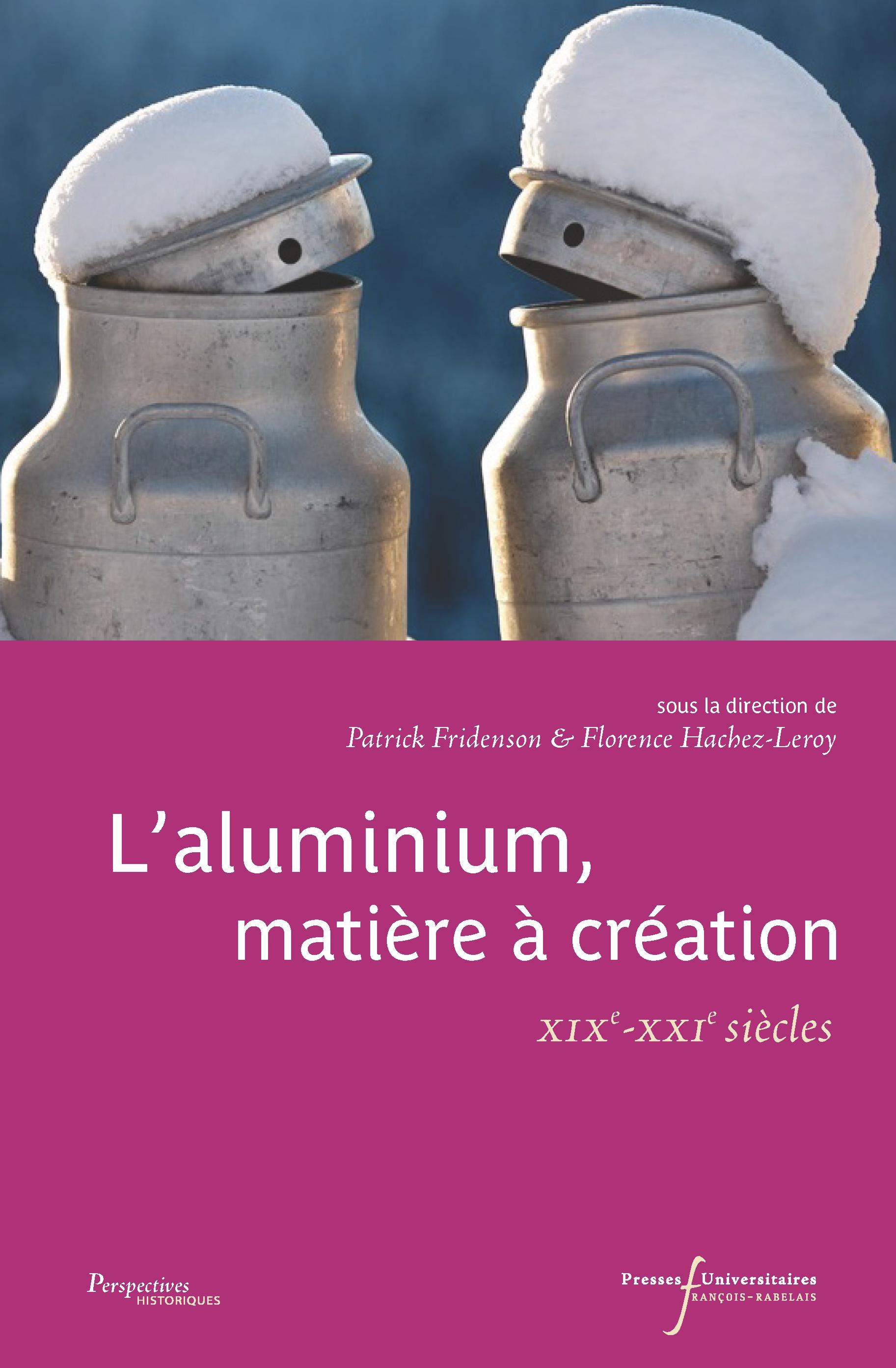 L'aluminium, matière à création