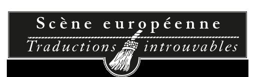 Logo de la collection Scène européenne