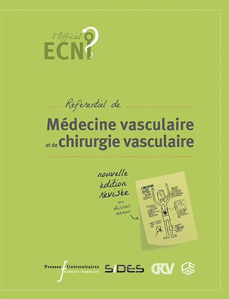 ECN référentiel de Médecine vasculaire et de chirurgie vasculaire