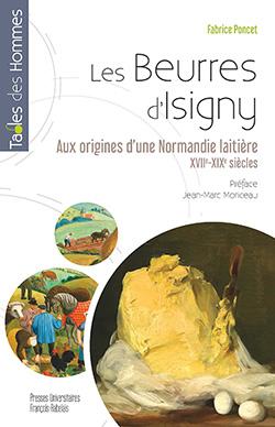 Les beurres d'Isigny