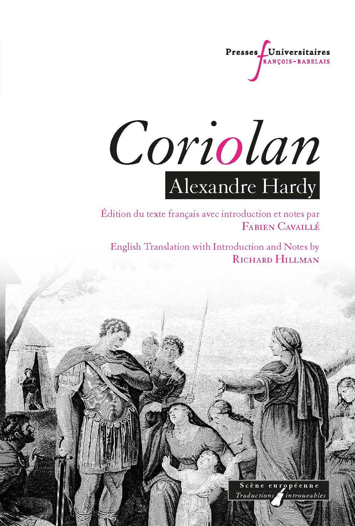 Coriolan, Alexandre Hardy