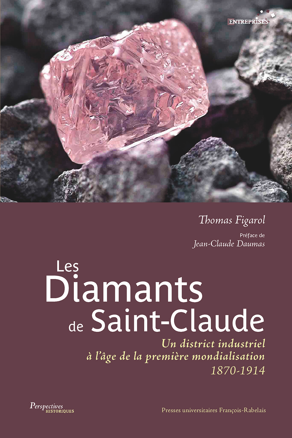 Les diamants de Saint-Claude