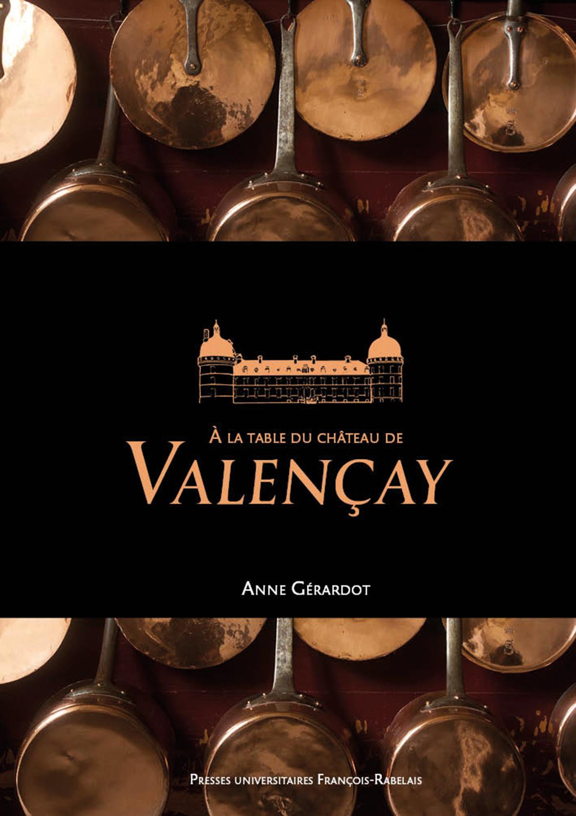 À la table du château de Valencay