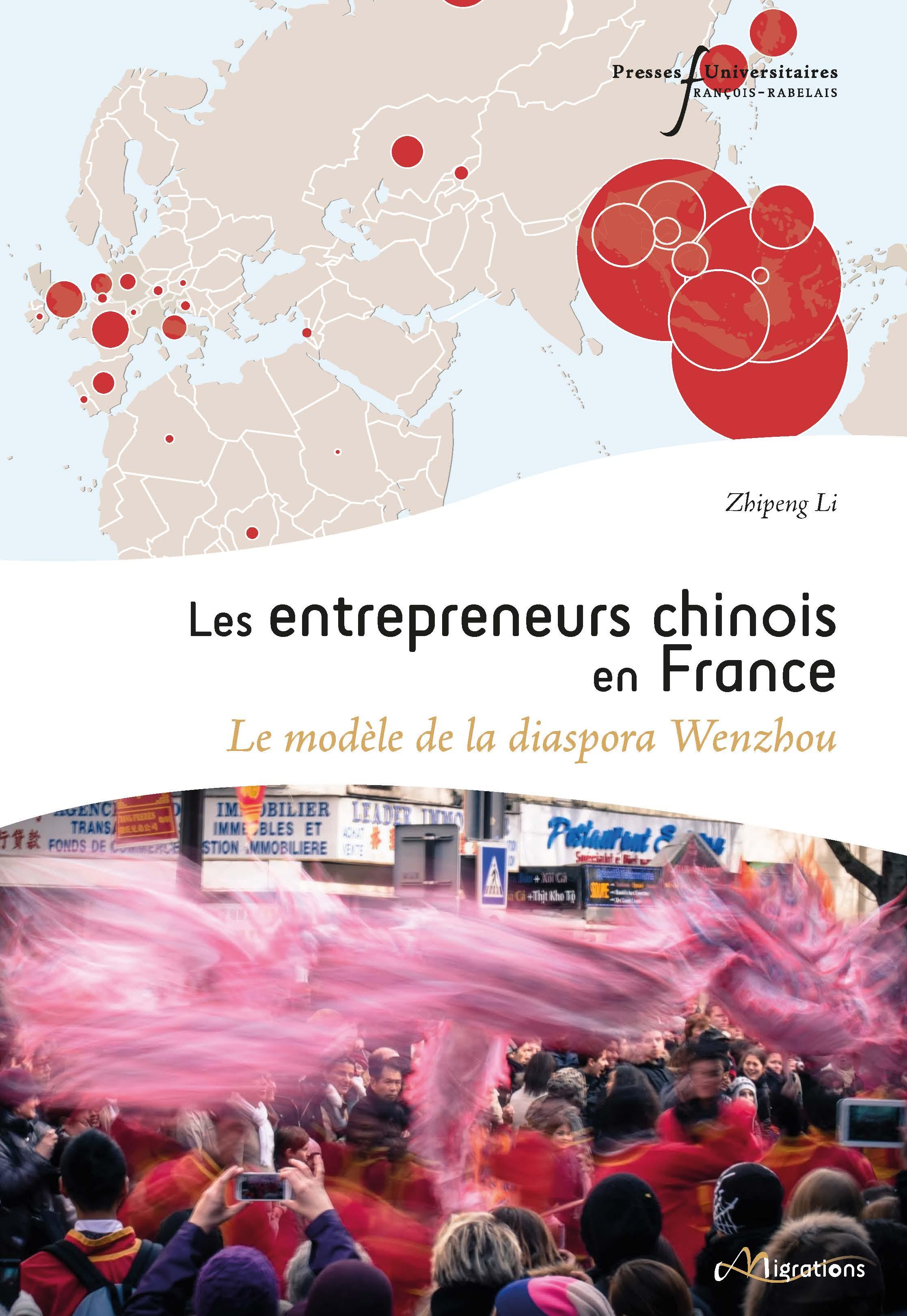 Les entrepreneurs chinois en France