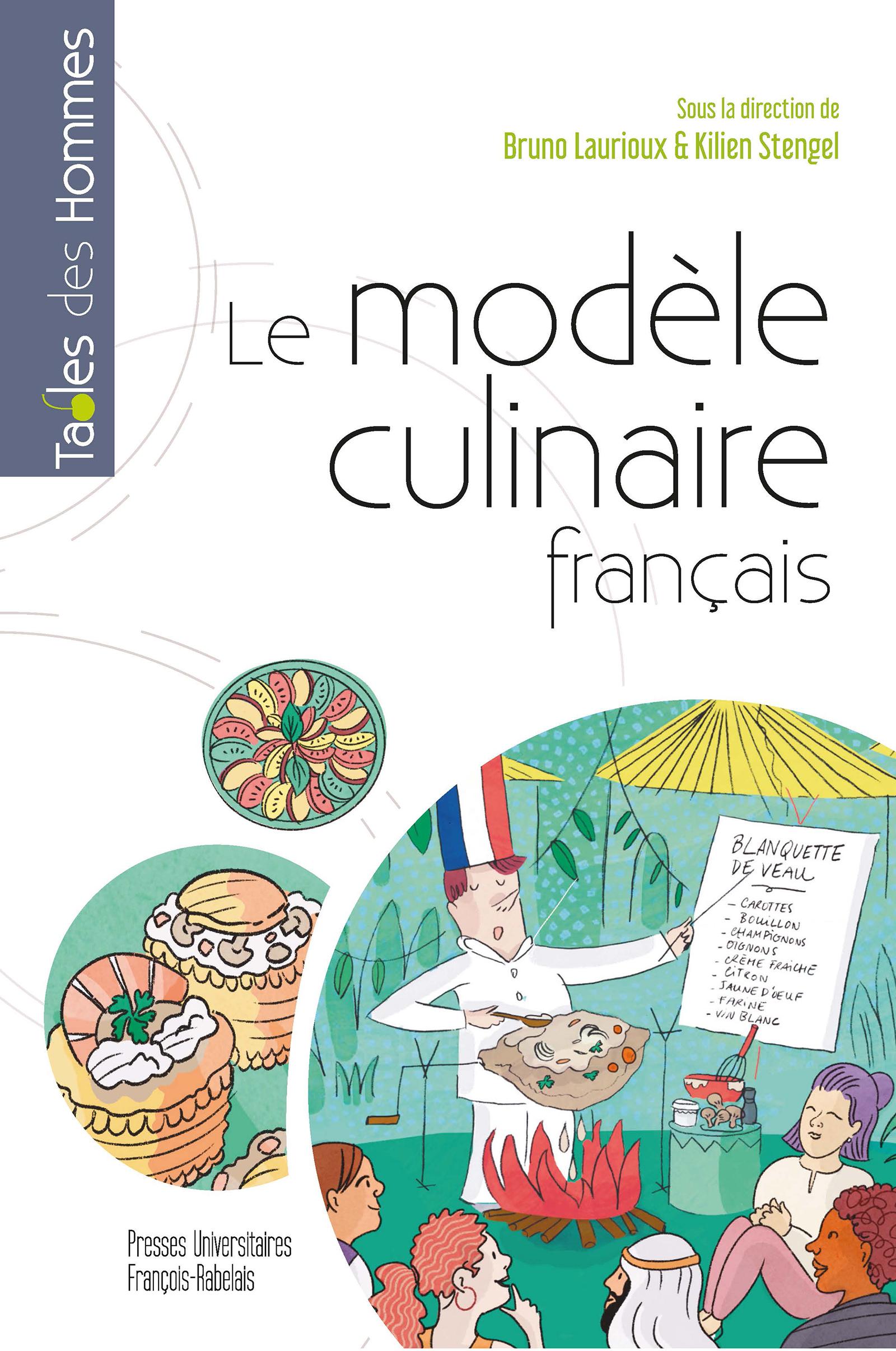 Le modèle culinaire français